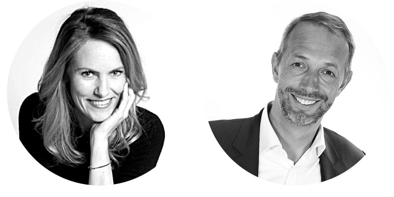 François de Waisieres et Sara Ravella, intervenants module séminaire management